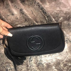 Gucci Bags - Gucci Soho Evening Crossbody with Chain